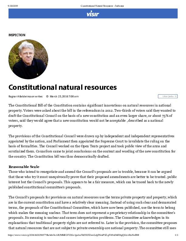 Constitutional Natural Resources - Indicator.pdf