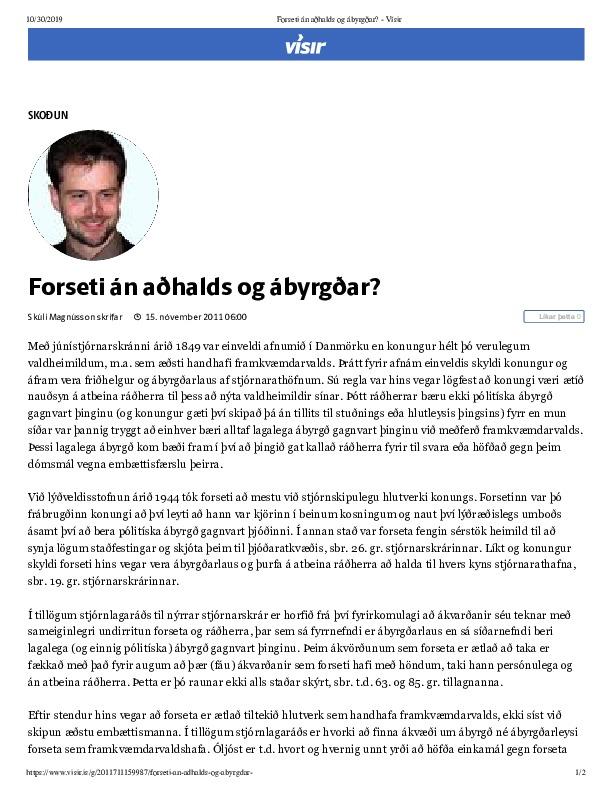 Forseti án aðhalds og ábyrgðar_ - Vísir.pdf