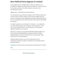 New Political Party Appears in Iceland – Iceland Review.pdf
