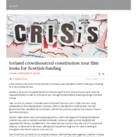 Iceland crowdsourced constitution tour film looks for Scottish funding _ IceNews - Daily News.pdf