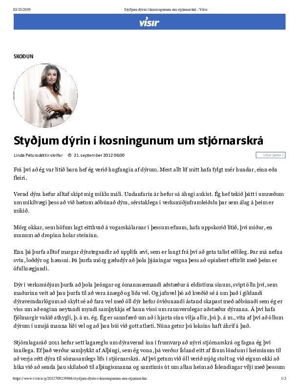 Styðjum dýrin í kosningunum um stjórnarskrá - Vísir.pdf