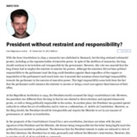 President without restraint and responsibility_ - Indicator.pdf