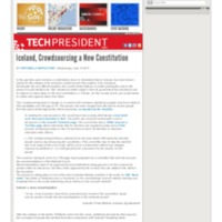 Iceland, Crowdsourcing a New Constitution _ TechPresident.pdf
