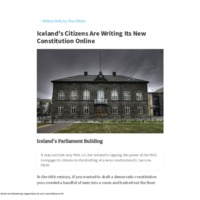 Iceland's Citizens Are Writing Its New Constitution Online _ Popular Science.pdf