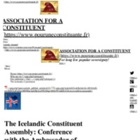 The Icelandic Constituent Assembly_ Conference with the Ambassador of Iceland - ASSOCIATION FOR A CONSTITUENT.pdf