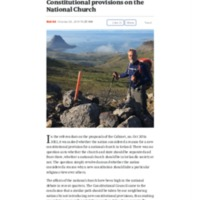 Constitutional Provisions on the National Church - The Hour.pdf