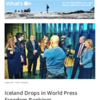 Iceland Drops in World Press Freedom Rankings – Iceland Review.pdf