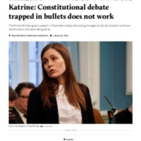 Katrine_ Constitutional debate trapped in bullets does not work.pdf