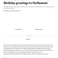 Birthday greetings to Parliament.pdf