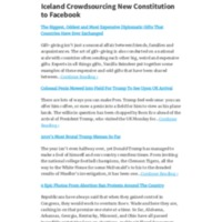 Iceland Crowdsourcing New Constitution to Facebook.pdf