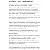 "President's Job ""Poorly-Defined"" – Iceland Review.pdf"