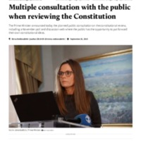 Multiple consultation with the public when reviewing the Constitution.pdf