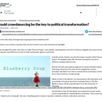 Could crowdsourcing be the key to political transformation_ _ Michigan Radio.pdf