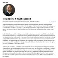Icelanders, it must succeed.pdf